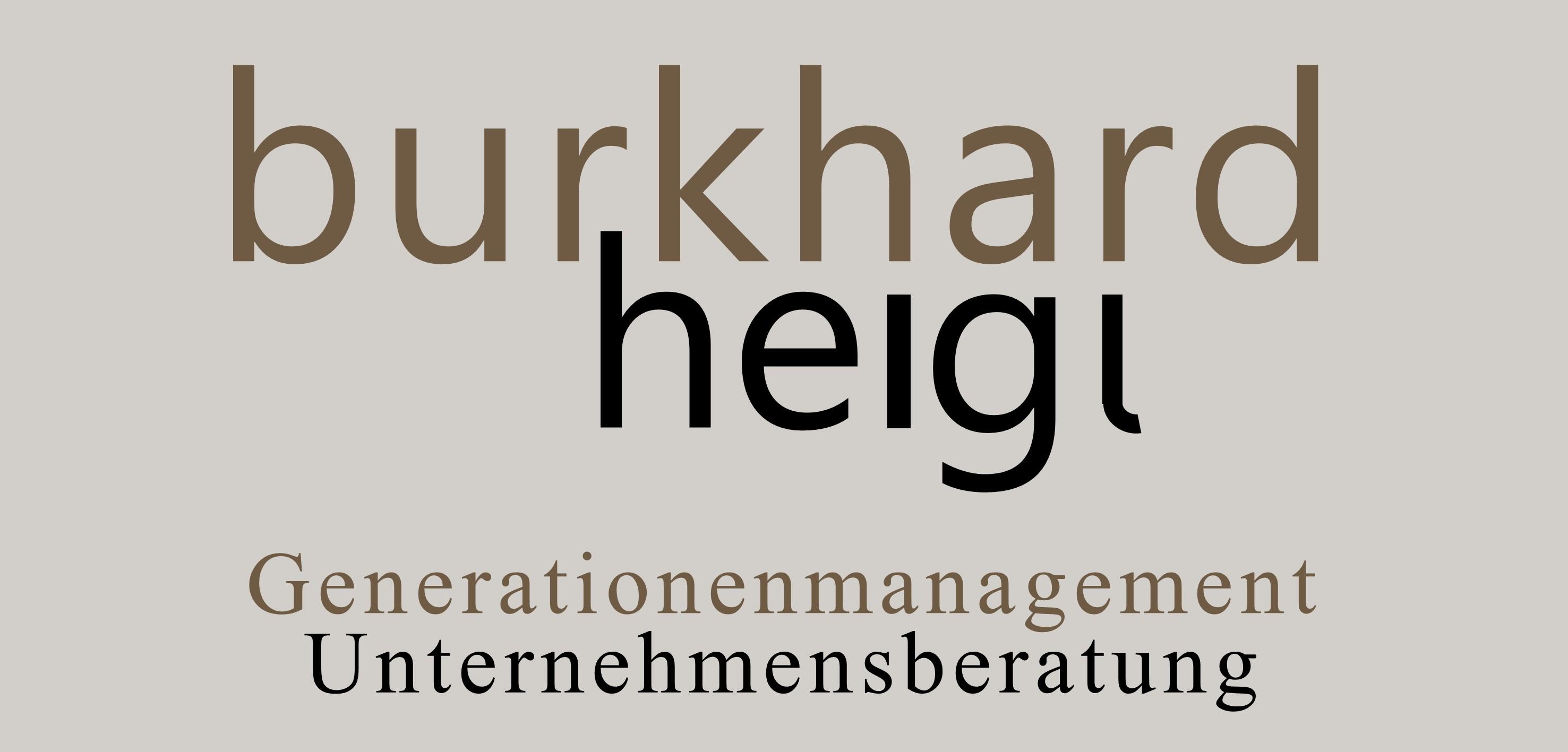 Firmenlogo Heigl Unternehmensberatung 2